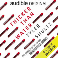 📚 Thicker Than Water by Tyler Shultz (2020) ★★★☆☆
