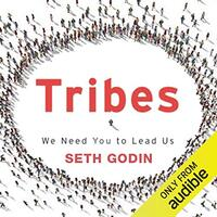 📚 Tribes: We Need You to Lead Us by Seth Godin (2008) ★★★☆☆