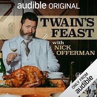 📚 Twain's Feast by Nick Offerman (2018) ★★☆☆☆