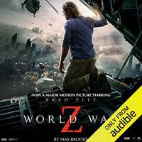 📚 World War Z by Max Brooks (2006) ★★★☆☆